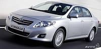 Брызговики оригинальные Toyota Corolla 2007 -2013 (AVTM) полный кт 4-шт