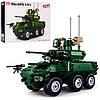 """Конструктор SLUBAN M38-B0753 """"Model Bricks"""": Бойовий транспорт піхоти, 382 деталей"""