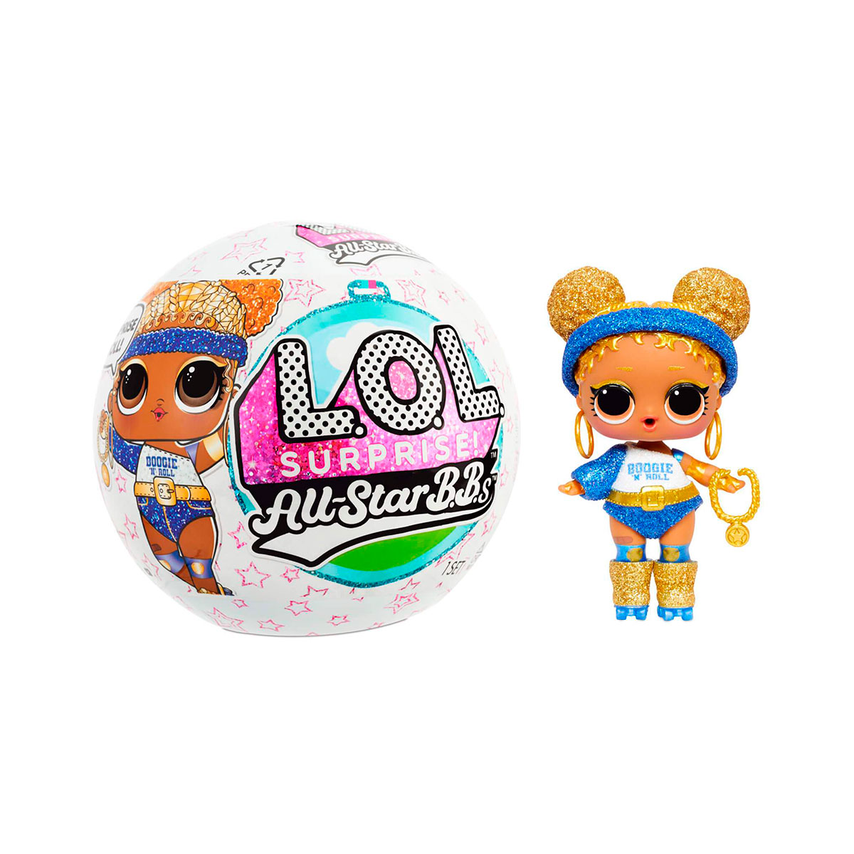 """Ігровий набір з лялькою L. O. L. SURPRISE! серії All Star Sports"""" W1 – Літні ігри"""""""