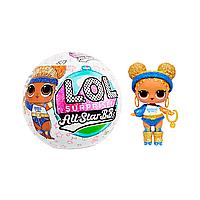 """Ігровий набір з лялькою L. O. L. SURPRISE! серії All Star Sports"""" W1 – Літні ігри"""", фото 1"""