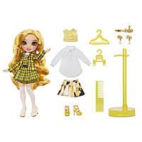 Кукла Рейнбоу Хай серия 3 Маргаритка Rainbow High Sheryl Meyer Marigold Yellow