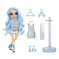 Кукла Рейнбоу Хай серия 3 Льдинка Rainbow High Gabrielle Icely Ice Light Blue