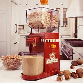 Аппарат для приготовления арахисового масла Peanut Butter Maker Nostalgia Electrics, фото 2