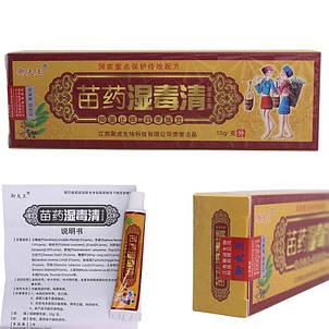 Китайський натуральний крем від псоріазу - засіб від проблем шкіри (псоріаз, дерматит, грибок), 15г, фото 2