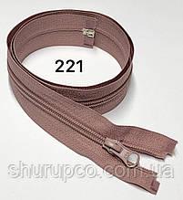 Спіральна блискавка тип 5 (80 см) 221