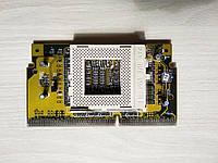 CPU Перехідник Slot1 - Socket 370 (PGA370), фото 1