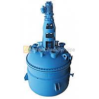 Реактор нержавеющая сталь 3,2 м.куб.