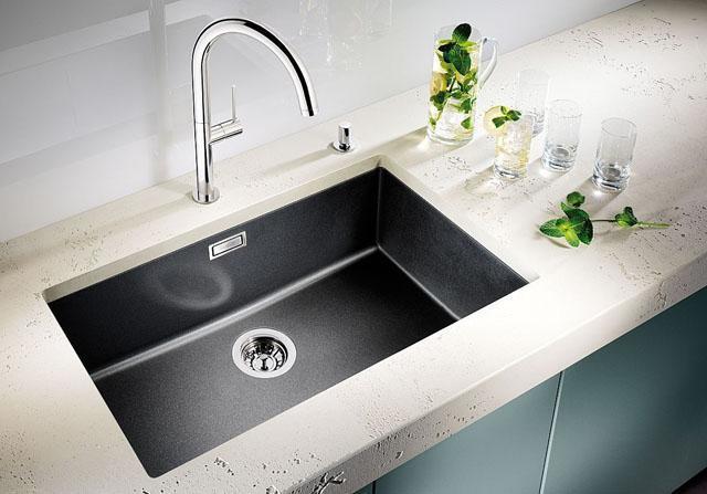 Інтегровані кухонні мийки