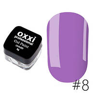 Гель-фарба OXXI Professional № 08 (5 г)