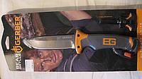 Нож нескладной Gerber Bear Grylls, фото 1