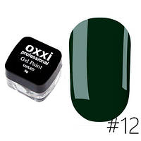 Гель-фарба OXXI Professional № 12 (5 г)