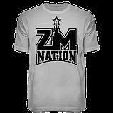 """Футболка """"ZM Nation"""", фото 2"""
