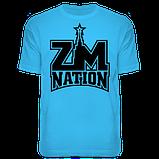 """Футболка """"ZM Nation"""", фото 4"""