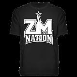 """Футболка """"ZM Nation"""", фото 3"""