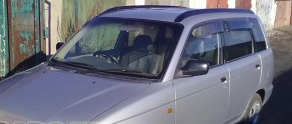 Ветровики Daihatsu Pyzar 1996-2000 Cobra Tuning