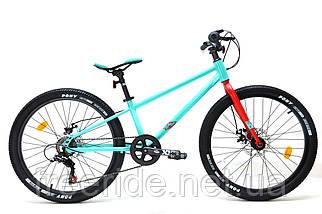 """Підлітковий Велосипед Crosser Super Light 24"""" (11) 6S"""