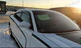 Ветровики Dodge Changer (LD) VI 2010 Cobra Tuning