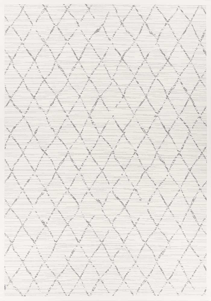 Ковер двухсторонний Narma Vao 200х300 см Белый