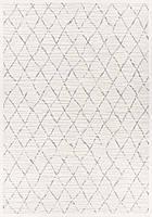 Ковер двухсторонний Narma Vao 200х300 см Белый, фото 1