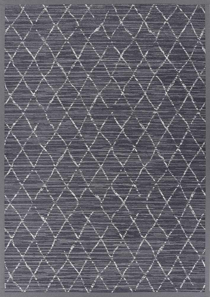 Ковер двухсторонний Narma Vao 70х140 см Темно-серый