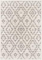 Ковер двухсторонний Narma Vergi 160х230 см Белый, фото 1