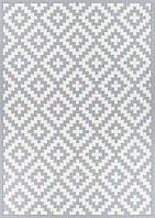 Килим двосторонній Narma Viki 200х300 см Сірий, фото 1