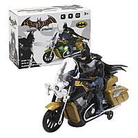 Фигурка Бетмен на мотоцикле