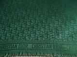 Платок Dior шерсть, фото 3