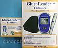 Прибор для измерения сахара глюкометр GlucoLeader ENHQNCE 50, фото 2