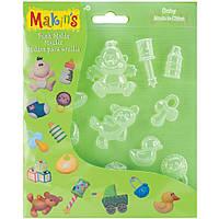 Молды для полимерной глины Makin's Baby (656290390095)