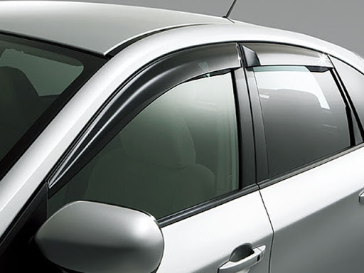 Ветровики BMW 2 Gran Coupe Sd (F44) 2019 (4 части) Cobra Tuning