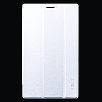 Кожаный чехол-книжка TTX Elegant Series для Asus ZenPad C 7 Z170C/Z170CG Белый