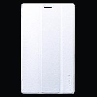 Кожаный чехол-книжка TTX Elegant Series для Asus ZenPad 8.0 Z380C/Z380KL Белый