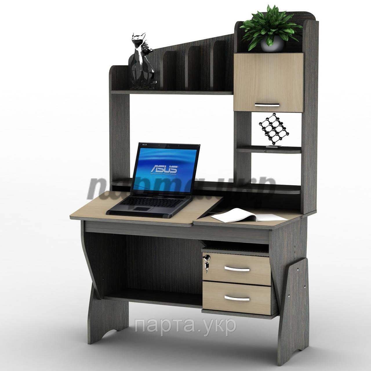 """Стол письменный, компьютерный стол """"ТСУ - 20 Комфорт"""""""