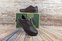 Туфли мужские Grisport 41737-11 коричневые кожа на шнурках, фото 1