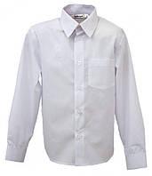 Рубашка для мальчика белая, 140-146 см