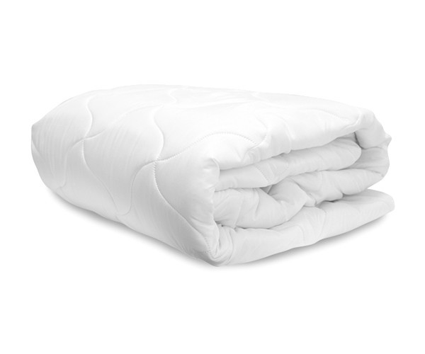 Одеяло силиконовое размер 150х220 см микрофибра плотность наполнителя 200 г/м.кв. Art Point Белое