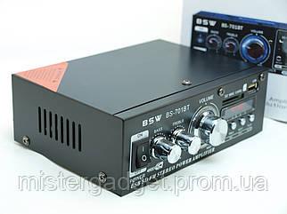 Підсилювач звуку BSW BS-701BT