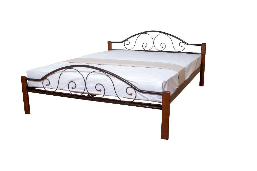 Кровать Belle Кристи люкс дерево 120 см x 200 см
