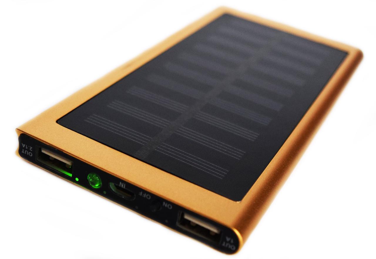 Power Bank Solar 89000 mAh SLIM універсальний акумулятор