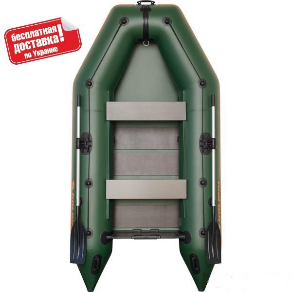 Надувная моторная лодка Kolibri КМ-330 без настила