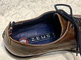 Чоловічі шкіряні туфлі 43 розміру, фото 9