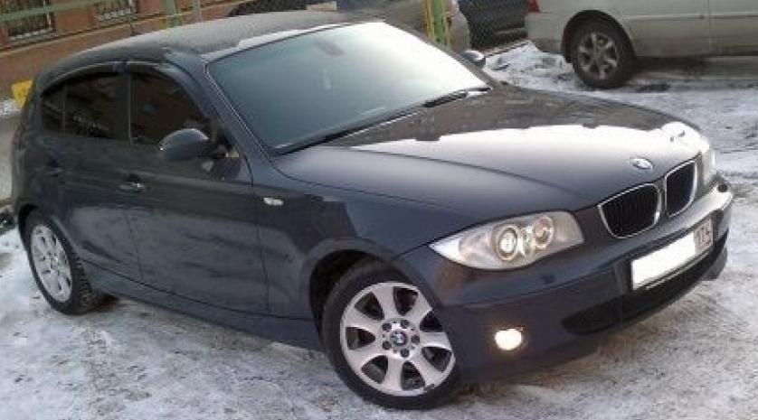 Вітровики BMW 1 (E87) 2004-2011 Cobra Tuning