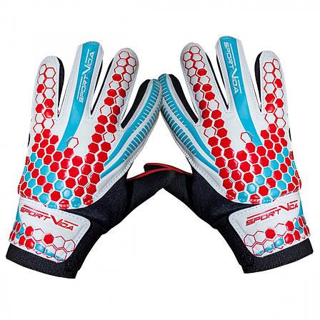Воротарські рукавички SportVida SV-PA0013 Size 4, фото 2