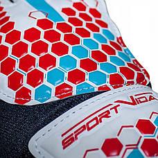 Воротарські рукавички SportVida SV-PA0013 Size 4, фото 3