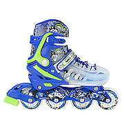 Роликовые коньки Nils Extreme NJ1812A Size 29-33 Blue