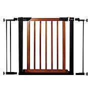 Детский барьер (ворота) безопасности 97-103 см Springos SG0003AB