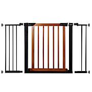 Детский барьер (ворота) безопасности 118-124 см Springos SG0003BC