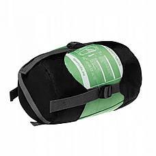 Спальный мешок SportVida SV-CC0013 Green/Blue, фото 2