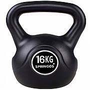 Гиря спортивна (тренувальна) Springos 16 кг FA1007